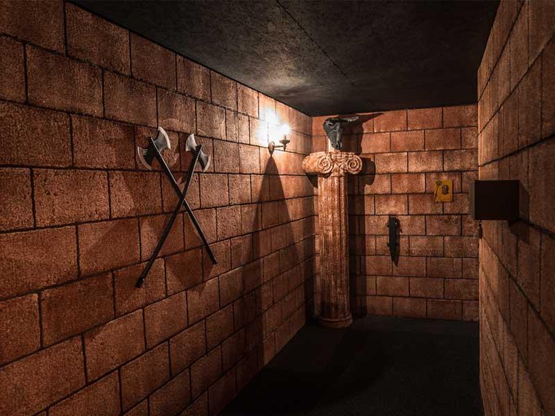 raum des minotaurus 1 mission escape room zürich