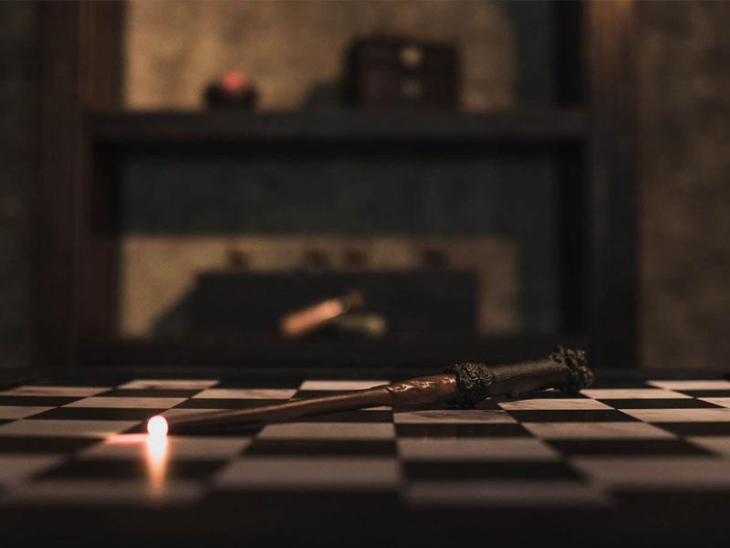 raum mission escape room dietikon h. potter
